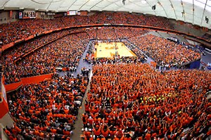 Ranking College Basketball's Dome Stadiums