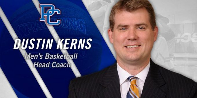 Interview with Dustin Kerns Head Coach of Presbyterian
