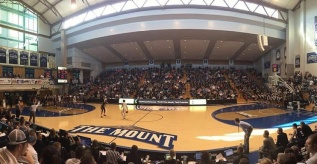1-27 Ranking All the College Basketball Arenas I Have Seen GamesAt