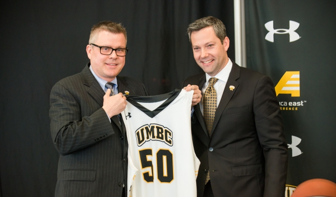 Ryan Odom's Decision to Stay at UMBC