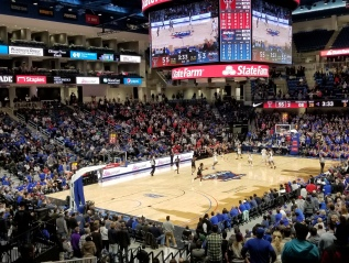 "DePaul ""Exercises their Demons"" by Beating Texas Tech in the Big East Big 12 Battle"