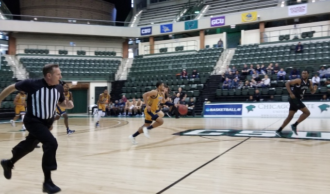 California Baptist Rolls Chicago State 95-53 in the Cougars Final Home Game of the Season