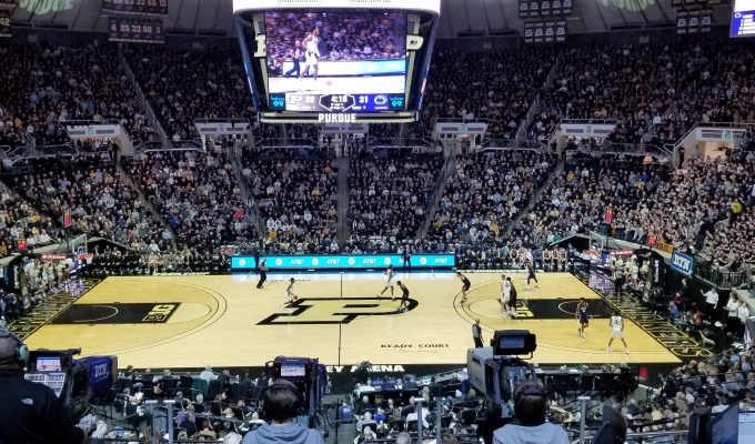#13 Penn State Wins at Mackey Arena for the First Time Since 2006