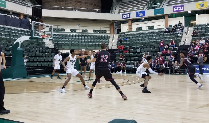 New Mexico State Extends Their WAC Winning Streak to 27 Games by Beating Chicago State