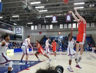 Bucknell Defeats Second Seed American in the Patriot League TournamentQuarterfinals