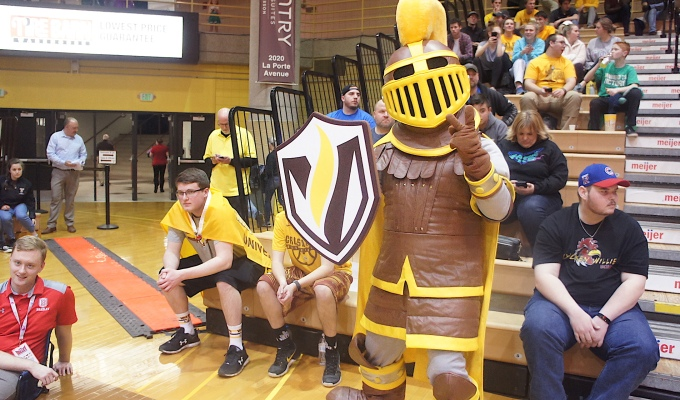 All the Division One Mascots That are More Offensive Than Valparaiso's Crusaders